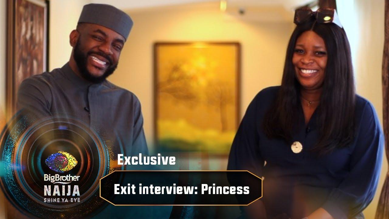 Download BBNaija Gist: 'I knew I was going to go home' – Princess | Big Brother: Shine Ya Eye