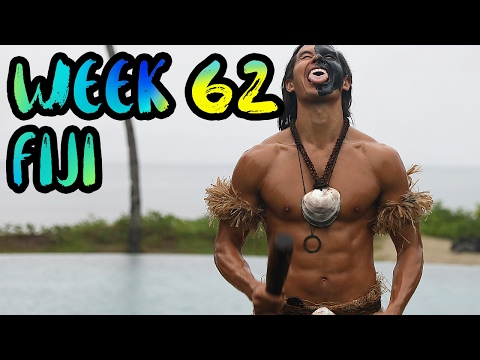 I Married a Fijian Warrior!! Diving with Sharks - NO CAGE!! /// WEEK 62 : Fiji