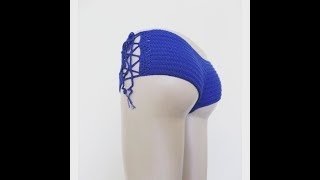 DIY -Short cachetero crochet  (parte1)