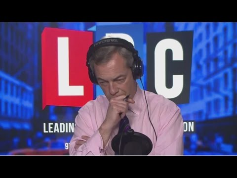 NEW - The Nigel Farage Show from New York - Jean-Claude Juncker - End of the EU - 02/03/2017
