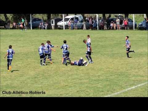 Gol de Mati Lucero (2-0 parcial) 10ma. Div. vs. San Martín