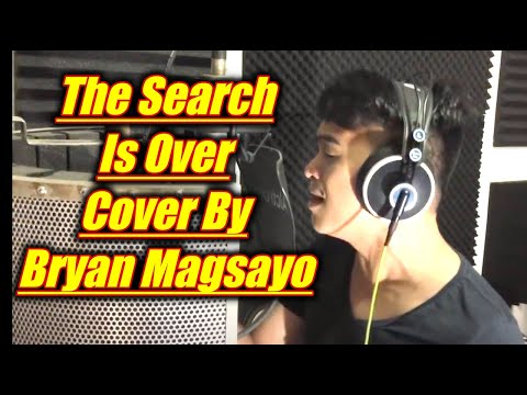 Survivor - Search Is Over cover by Bryan Magsayo