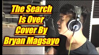 Survivor - Search Is Over cover by Bryan