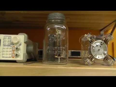 PMBO-2016 Extras #1 Mendocino Motor Running From A Candle!