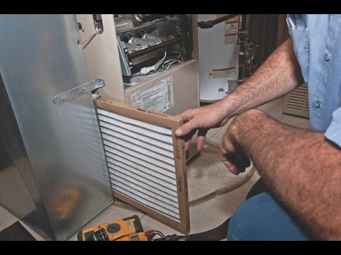 How to Change a Furnace or Air Conditioner Filter | GoPro ...