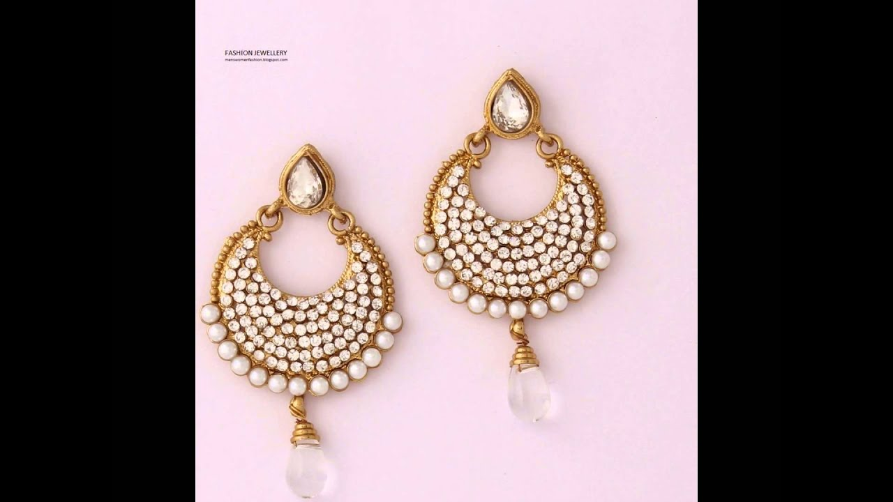 Pearl Marriage Fashion Gold Jewellery Earring Necklace Ring. - YouTube