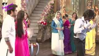 On location of TV Serial ''Madhubala''  RK scolds his brother, Madhu falls