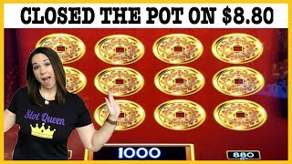 🥁 MAX BET ON DANCING DRUMS ⁉️ 🙃SLOT QUEEN HAS GONE MAD 🤯