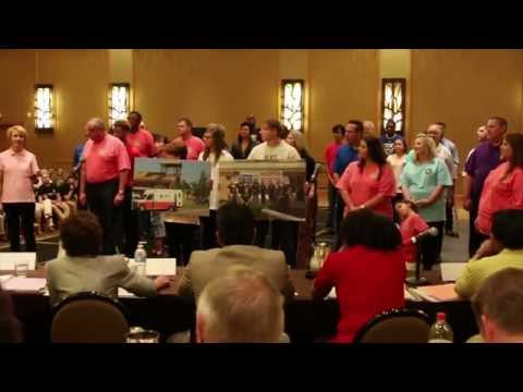 Tupelo, MS -- All-America City presentation (2015)