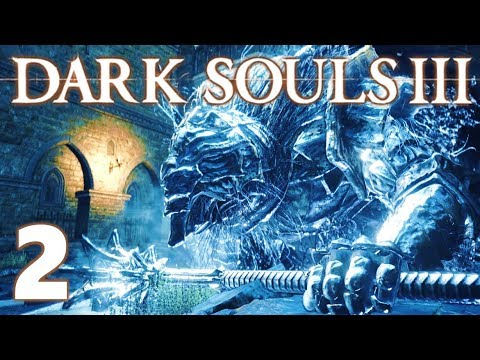 [2] Vordt Of The Boreal Valley! (Let's Play Dark Souls 3 Co-op)