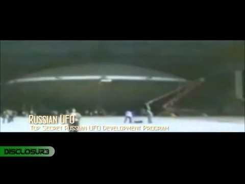 TOP SECRET! Russian UFO Anti-Gravity Technology! *HD*