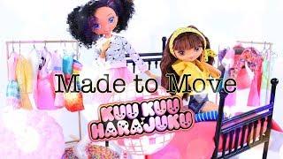 DIY - How to Make: CUSTOM Made to Move KUUKUU HARAJUKU Doll | Christmas Gift Idea thumbnail