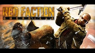 Red Faction: Guerilla (Game Movie)