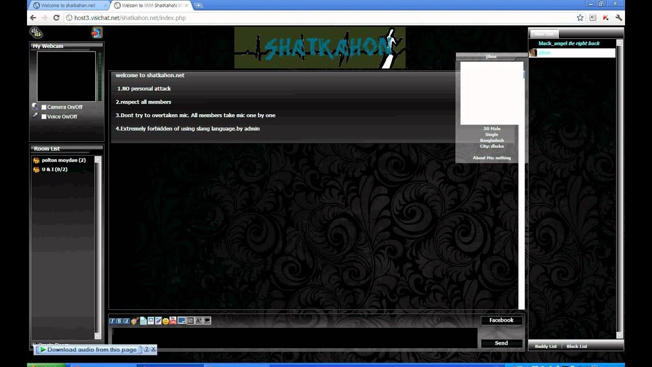 Chat rooms idaho