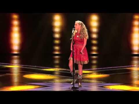 Rion Paige - Fuckin' Perfect (The X-Factor USA 2013) [Survivor]