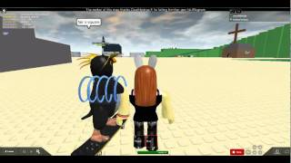 evers place on roblox part two with hilarious penguin XD