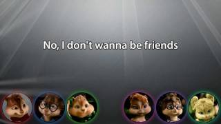 The Chipmunks & The Chipettes - Bad Romance (with lyrics)