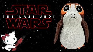 3D Pen Art Creation ♥ Porg ♥ Star Wars: The last Jedi