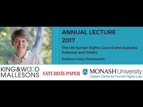 The UN Human Rights Council and Australia: Potential and Pitfalls.