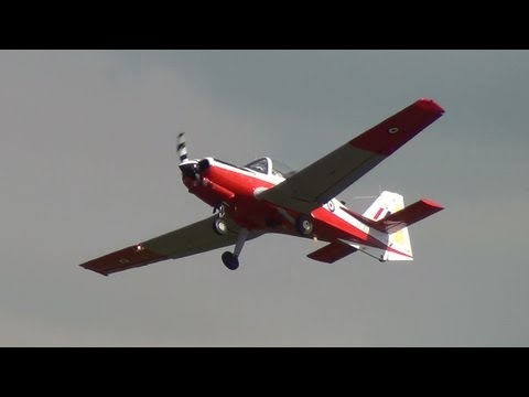 Scottish Aviation Bulldog 5th May 2013