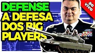 [AULA AO VIVO] Defense: A defesa dos Big Players