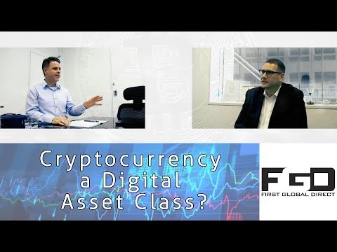 Bitcoin & Cryptocurrency - a Digital Asset Class?
