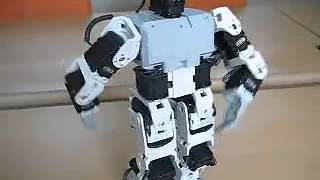 15dof humanoid robot kit educational humanoid robot mount kit with 15 servos and 32 servo controller