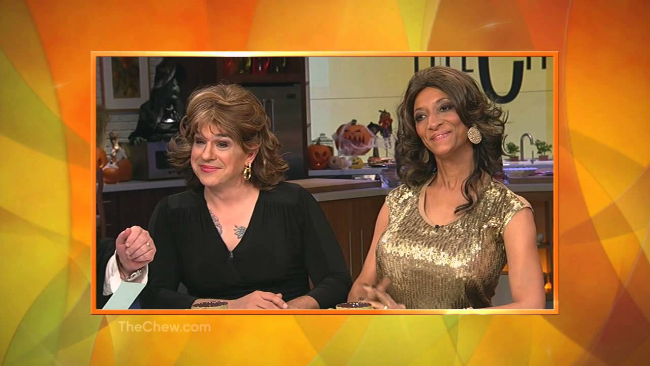 The Chew the chew: halloween costumes of the past - youtube