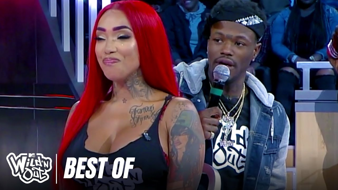Best of Wild 'N Out Games SUPER COMPILATION (Part 2) | Wild 'N Out