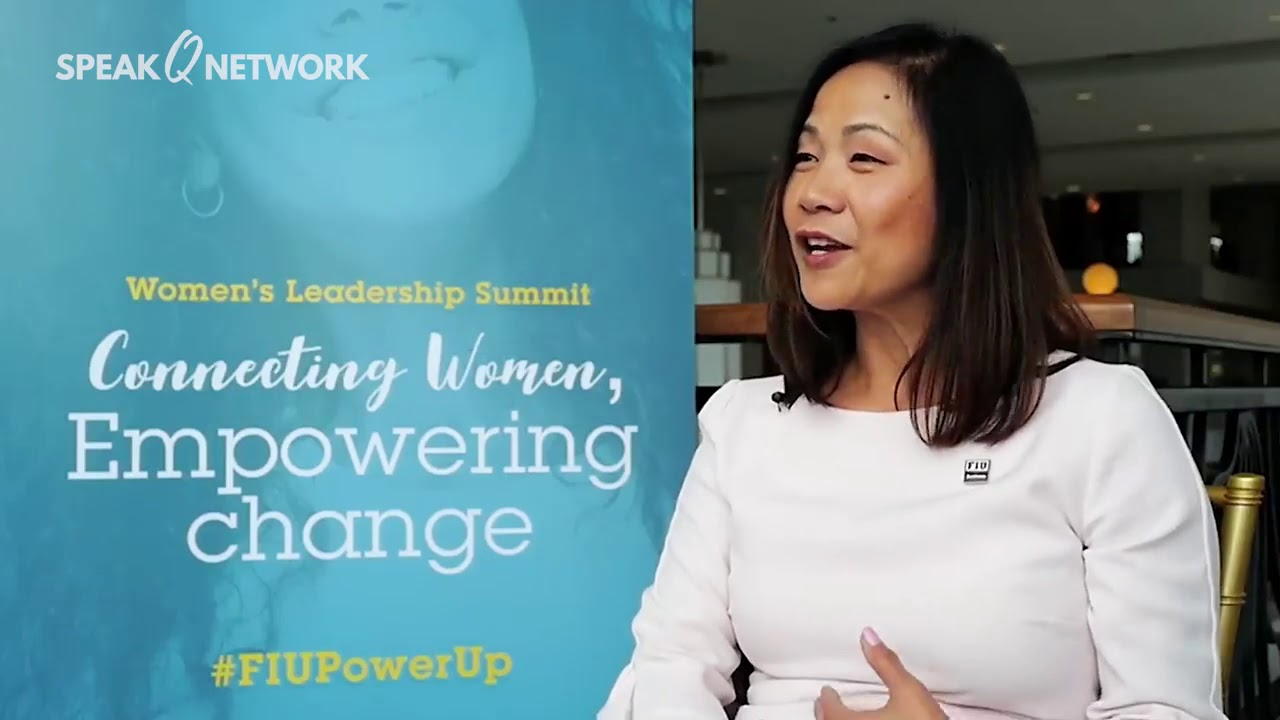 FIU's Power Up Women's Leadership Summit