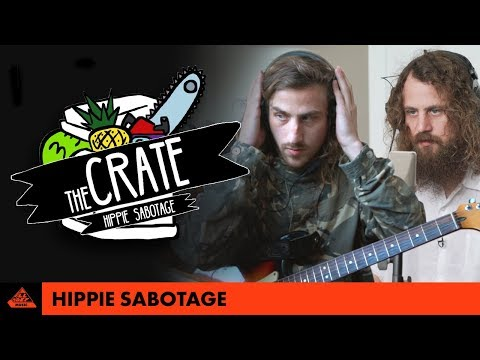 Hippie Sabotage Makes A Beat On The Spot | The Crate