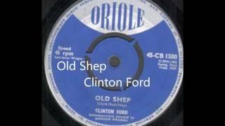 Clinton Ford 'Old Shep' 45 RPM Original Version