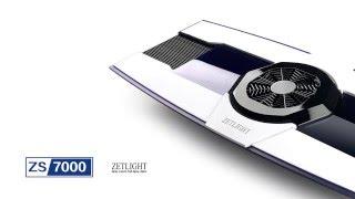 how to use the zetlight zs7000 economical aquarium led lighting