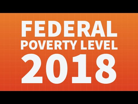 Federal Poverty Level (FPL) for 2018