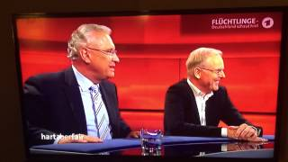 "Joachim Hermann nennt Roberto Blanco einen ""Neger""!"