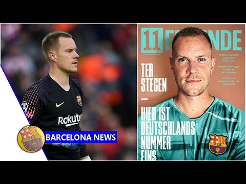 Ter Stegen: It wasn't tactical in Liverpool and Rome, it was psychological- news now