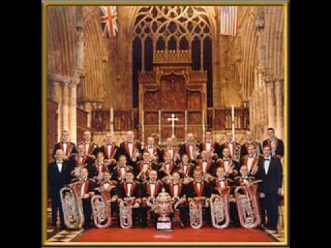 Black Dyke Band  'Czardas'   Phil McCann soloist .wmv