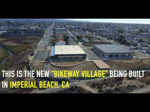Imperial Beach, California—Bikeway Village