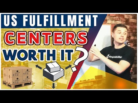 HOW TO USE USA BASED FULFILLMENT CENTERS TO SCALE YOUR DROPSHIPPING BUSINESS!   SHOPIFY CLICKFUNNELS