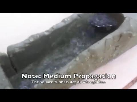 Liquid diode. Reverse engineering Giza Pyramid technology.