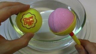 Chupa Chups Bath Bomb ~ チュッパチャプス バスボール 入浴剤 thumbnail