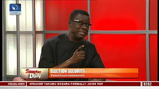 Vote Buying: Many Politicians Should Be In Jail - INEC Official Pt.2 |Sunrise Daily|