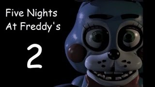 Трейлер Five Nights At Freddy's 2 на русском языке