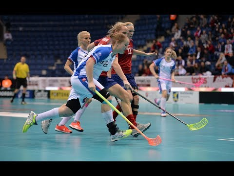 Women's WFC 2017 - SVK v NOR (5th-8th:1)