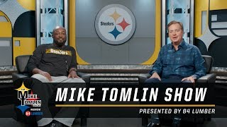Steelers Coach Tomlin talks Scouting Report, Le'Veon Bell | The Mike Tomlin Show