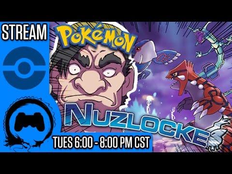 Pokemon Silver NUZLOCKE GAIDEN - Stream Four Star - TFS Gaming