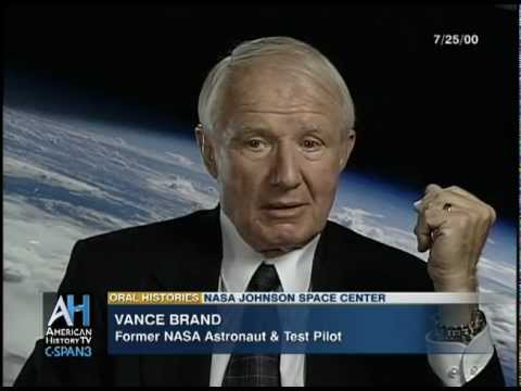 Oral Histories Preview: Former NASA Astronaut Vance Brand