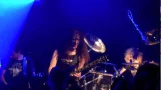 Marty Friedman - Tornado of Souls live in Dublin (HD) 13/10/12