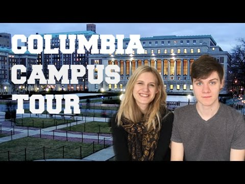 COLUMBIA CAMPUS TOUR
