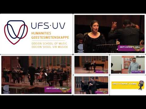 "ODEION SCHOOL OF MUSIC (UFS)      ""chasing excellence"""